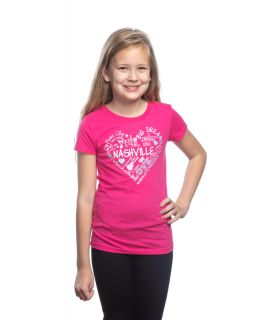 The Heart of Nashville Youth Tee