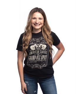 Grand Ole Opry Poster Tee