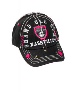 Nashville Patch Trucker Cap