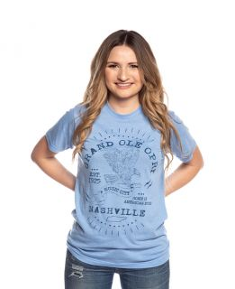 Opry Sketch Eagle Tee