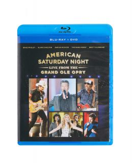 American Saturday Night DVD/BR Set