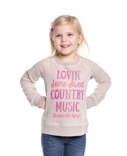 Opry Girls Love Country Music Youth Sweatshirt