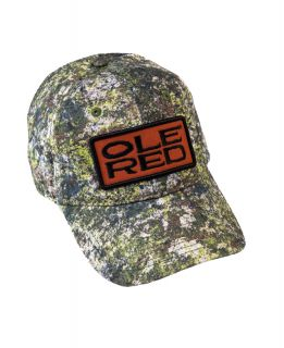 Ole Red Patch Camo Hat