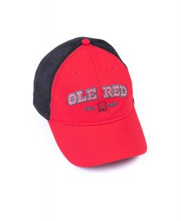 Ole Red Bling Hat
