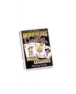 Grand Ole Opry Country Legends Playing Cards