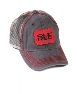 Ole Red Buckle Hat