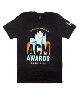 55th ACM Nashville Award Tee