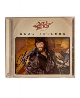 Chris Janson Real Friends CD