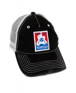 Opry Nashville Guitar Trucker Hat