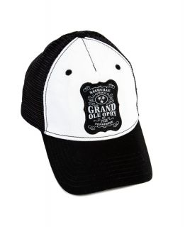 Opry Whiskey Label Trucker Hat