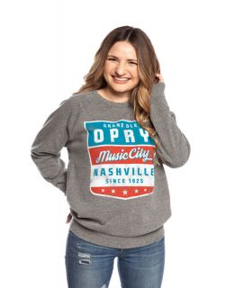 Opry Music City Shield Sweatshirt