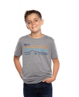 Opry Youth Guitar Horizon Tee
