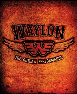 Waylon Jennings - The Outlaw Performance DVD