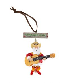 Ryman Guitar Dangle Leg Ornament