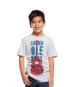 Opry Guitar Background Youth Tee