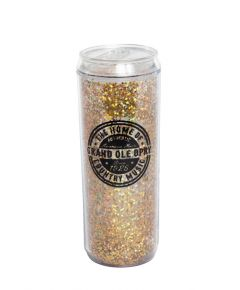 Opry Home of Country Music Glitter Tumbler
