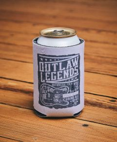 Opry Outlaw Legend Can Cooler