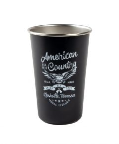 American Country Pint Glass