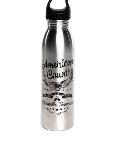 American Country Stainless Steel Water Bottle
