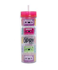 Opry Youth Cassette Tumbler