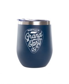 Opry Stainless Wine Glass Tumbler