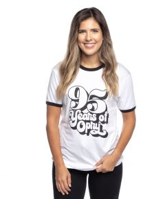 Opry 95 Years of Opry Ringer Tee