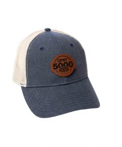 Opry 5000th Show Leather Patch Hat