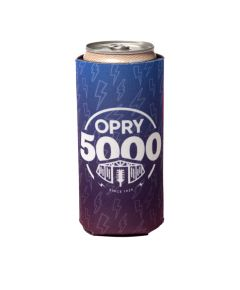 Opry 5000th Show Full Color Slim Koozie