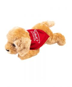 Opry Charlie Plush Dog With Bandana